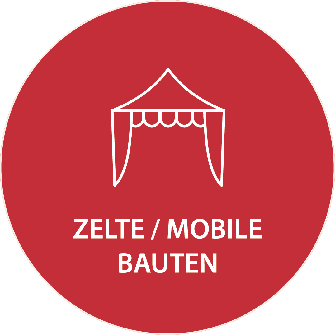 Zelte & Mobile-Bauten