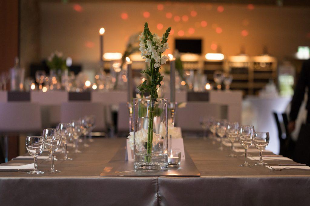 Tischdekoration-Business-Event